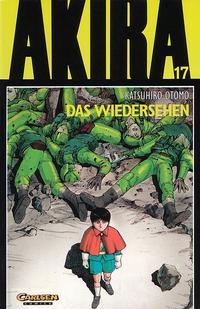 Cover Thumbnail for Akira (Carlsen Comics [DE], 1991 series) #17