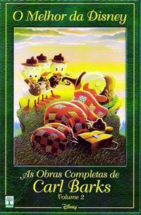 Cover Thumbnail for O Melhor da Disney: As Obras Completas de Carl Barks (Editora Abril, 2004 series) #2