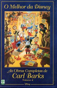 Cover Thumbnail for O Melhor da Disney: As Obras Completas de Carl Barks (Editora Abril, 2004 series) #4