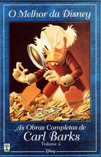 Cover Thumbnail for O Melhor da Disney: As Obras Completas de Carl Barks (Editora Abril, 2004 series) #5