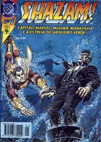 Cover Thumbnail for Shazam! (Editora Abril, 1996 series) #1