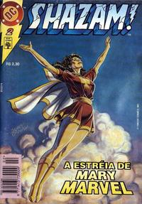 Cover Thumbnail for Shazam! (Editora Abril, 1996 series) #2