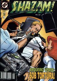 Cover Thumbnail for Shazam! (Editora Abril, 1996 series) #5