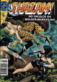 Cover Thumbnail for Shazam! (Editora Abril, 1996 series) #7