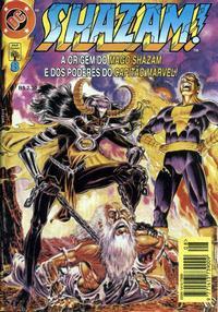 Cover Thumbnail for Shazam! (Editora Abril, 1996 series) #8