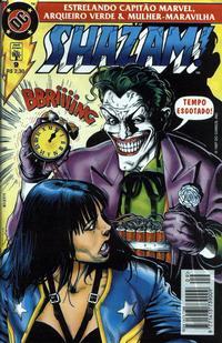 Cover Thumbnail for Shazam! (Editora Abril, 1996 series) #9