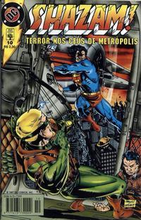 Cover Thumbnail for Shazam! (Editora Abril, 1996 series) #10
