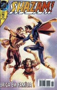 Cover Thumbnail for Shazam! (Editora Abril, 1996 series) #11