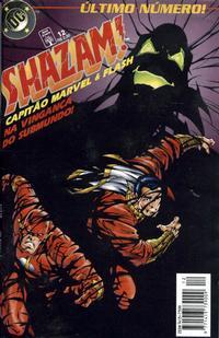 Cover Thumbnail for Shazam! (Editora Abril, 1996 series) #12