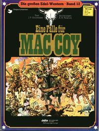 Cover Thumbnail for Die großen Edel-Western (Egmont Ehapa, 1979 series) #12 - Eine Falle für Mac Coy
