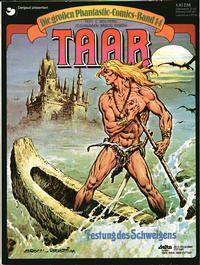 Cover Thumbnail for Die großen Phantastic-Comics (Egmont Ehapa, 1980 series) #14 - Taar - Festung des Schweigens
