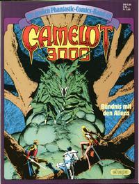 Cover Thumbnail for Die großen Phantastic-Comics (Egmont Ehapa, 1980 series) #48 - Camelot 3000 - Bündnis mit den Aliens