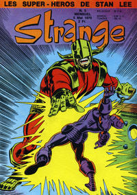 Cover Thumbnail for Strange (Editions Lug, 1970 series) #5
