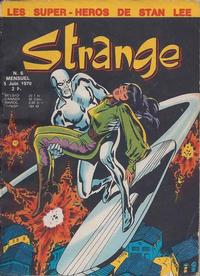 Cover Thumbnail for Strange (Editions Lug, 1970 series) #6