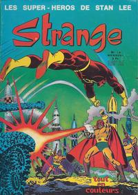 Cover Thumbnail for Strange (Editions Lug, 1970 series) #14