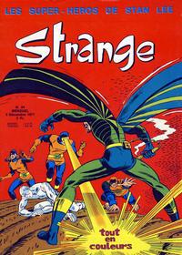 Cover Thumbnail for Strange (Editions Lug, 1970 series) #24