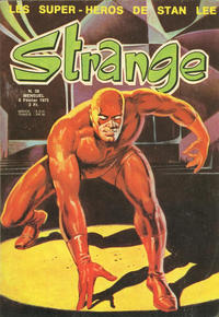 Cover Thumbnail for Strange (Editions Lug, 1970 series) #38