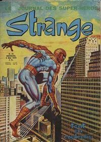 Cover Thumbnail for Strange (Editions Lug, 1970 series) #41