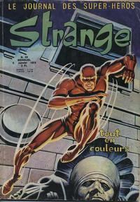 Cover Thumbnail for Strange (Editions Lug, 1970 series) #49
