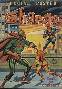 Cover Thumbnail for Strange (Editions Lug, 1970 series) #52