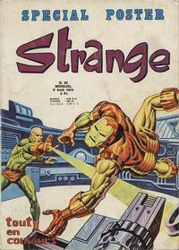 Cover Thumbnail for Strange (Editions Lug, 1970 series) #56