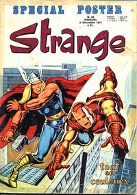 Cover Thumbnail for Strange (Editions Lug, 1970 series) #60