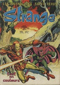 Cover Thumbnail for Strange (Editions Lug, 1970 series) #65