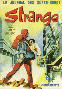 Cover Thumbnail for Strange (Editions Lug, 1970 series) #68