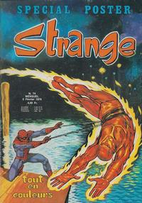 Cover Thumbnail for Strange (Editions Lug, 1970 series) #74