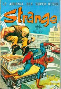 Cover Thumbnail for Strange (Editions Lug, 1970 series) #78
