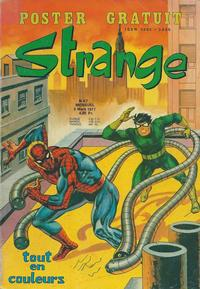 Cover Thumbnail for Strange (Editions Lug, 1970 series) #87