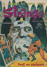 Cover Thumbnail for Strange (Editions Lug, 1970 series) #88