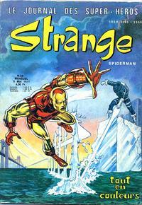 Cover Thumbnail for Strange (Editions Lug, 1970 series) #89