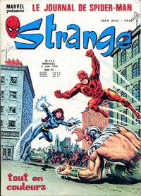 Cover Thumbnail for Strange (Editions Lug, 1970 series) #102