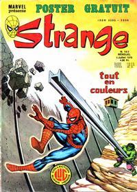 Cover Thumbnail for Strange (Editions Lug, 1970 series) #103