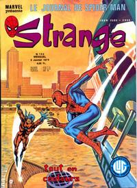 Cover Thumbnail for Strange (Editions Lug, 1970 series) #109