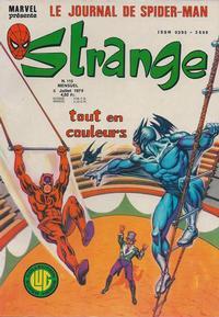 Cover Thumbnail for Strange (Editions Lug, 1970 series) #115