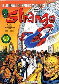 Cover Thumbnail for Strange (Editions Lug, 1970 series) #120