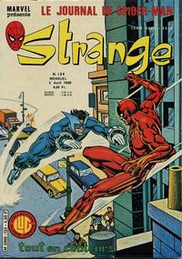 Cover Thumbnail for Strange (Editions Lug, 1970 series) #124