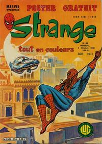 Cover Thumbnail for Strange (Editions Lug, 1970 series) #130