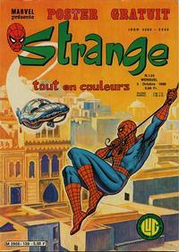 Cover Thumbnail for Strange (Editions Lug, 1970 series) #130