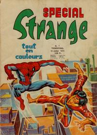 Cover Thumbnail for Spécial Strange (Editions Lug, 1975 series) #1