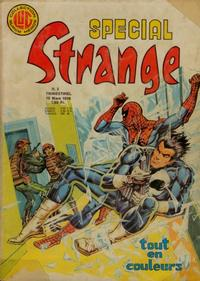 Cover Thumbnail for Spécial Strange (Editions Lug, 1975 series) #3