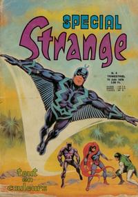 Cover Thumbnail for Spécial Strange (Editions Lug, 1975 series) #4