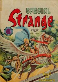 Cover Thumbnail for Spécial Strange (Editions Lug, 1975 series) #5