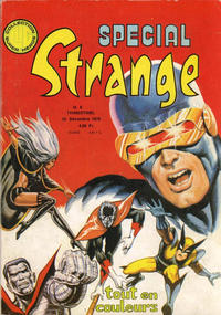 Cover Thumbnail for Spécial Strange (Editions Lug, 1975 series) #6