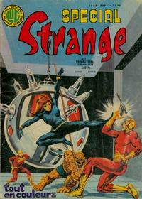 Cover Thumbnail for Spécial Strange (Editions Lug, 1974 series) #7