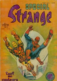 Cover Thumbnail for Spécial Strange (Editions Lug, 1974 series) #8