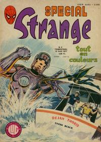 Cover Thumbnail for Spécial Strange (Editions Lug, 1975 series) #9