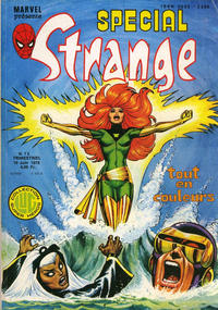 Cover Thumbnail for Spécial Strange (Editions Lug, 1975 series) #12